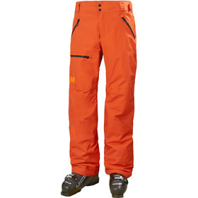 Helly Hansen Sogn Cargo Pants Men, patrol orange